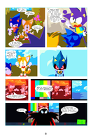 Sonic the Hedgehog the Comic pg 8 by bulgariansumo