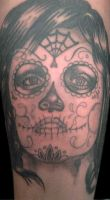Day of the Dead First Session by misternance