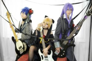 Vocaloid-IMITATION BLACK by DORIA76