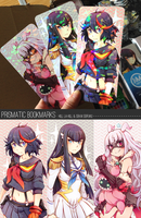 Prismatic bookmark series 1 by Mi-eau