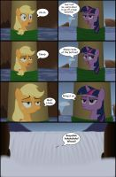 Twilight Sparkle's New Groove by DanLeMan14
