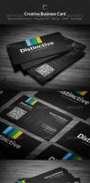 Creative Colors Business Card by calwincalwin