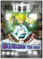 Digimon Time Evolution Cover by LuRocha