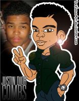 Justin Combs by DeVanceArt