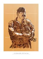 Robin Olds by roback