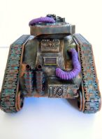 Possessed Leman Russ 007 by Rekrelle