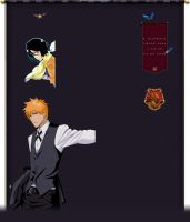 HP - Bleach - YT Bg by JeanneSekaiKaze