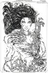 Witchblade Pin-up - Witchblade Annual #2 2010 by malsuni