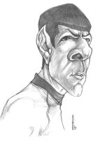 Spock '09 by kgreene