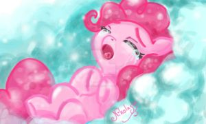 Baby Pinkie Pie by Consueloide
