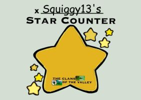 TCotV:  Star Counter by Squiggy13