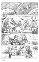 Guardians of the Galaxy Sample Page by dtor91
