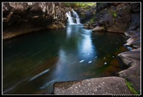 untitled waterfall by aFeinPhoto-com