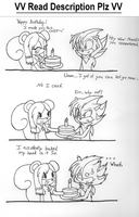 I Made You This Cake::Gift by LaPopeArmadillo