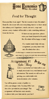 AoV - Home Ec/Mind Control Assignment 1 by MarionetteDolly