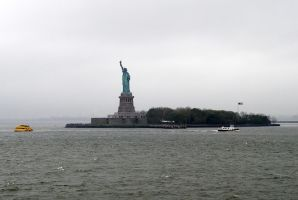 Lady Liberty 01 by LucieG-Stock
