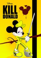 Kill Donald by LiamDoodles