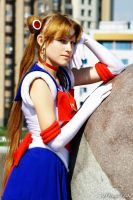 +Sailor Moon+ by UsagiChiba-Selenit