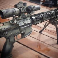 Deaths Hand DMR by iskustoms