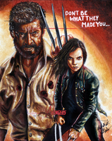 Logan Don't Be What They Made You by Glebe by Twynsunz