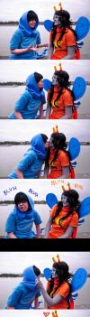 what are kisses by SYUPON