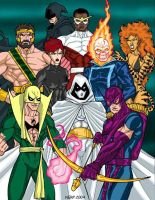 The New Champions by nerp