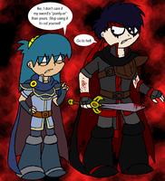 Emo Ike by Chloemew4ever by IkeFanatics