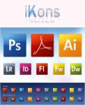CS3 iKons - Mac by javierocasio