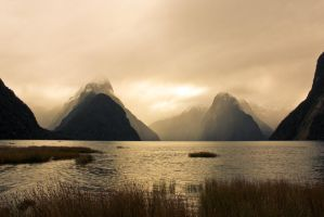 Milford Sound II by Uraeus82
