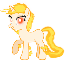 My third vector of, Rapidash by Flutterflyraptor