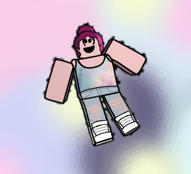 Ma Roblox Character by ppgarts