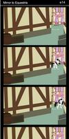 Mirror to Equestria e14 by Agrol