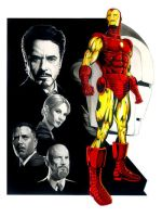 Iron Man Movie 1 by hawk5