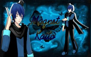 Kaito Magnet Model by PrincessSushiCat