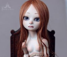 Porcelain Bubo by Solys