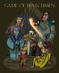Game of Watchmen by Phostex
