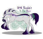 3948 Wouldn't it be Nice by EdithSparrow