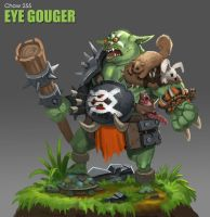 Eye Gouger by Nerd-Scribbles