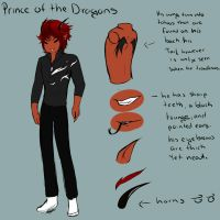 Dragon Prince New OC Plz Comment by GingerQuin