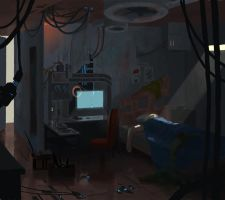Future Room by Phill-Art