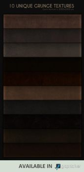 Grunge Textures by Evil-S