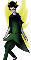 God tier Sollux by tenri-colorless