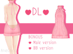 .:: MMD - Virgin killing Sweater DOWNLOAD ::. by AneCoco