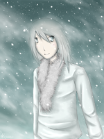 Snow Walker by summend