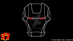 IronMan Mask 2 by Arc48
