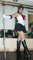 Sailor Pluto by NoesisFlower