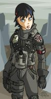Daughter of Helghan by AntManTheMagnif