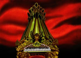 Duckula Organ by Makinita