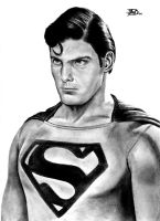 Superman - Christopher Reeve by Jags1585