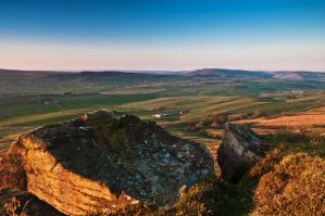 Edge of the Moor by taffmeister